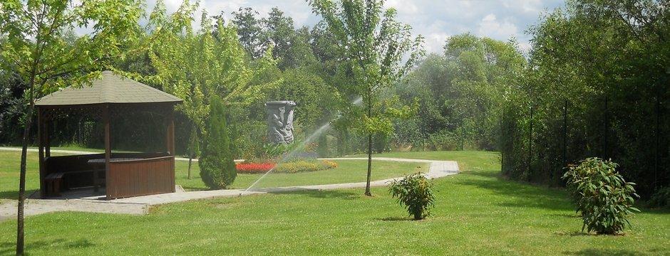 Nič nie je krajšie ako zelený park